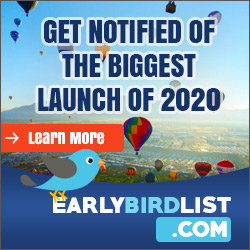 Get Notified Of The Biggest Launch Of 2020!