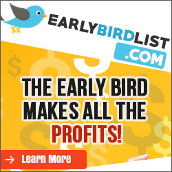 The Early Bird Makes All The Profits!