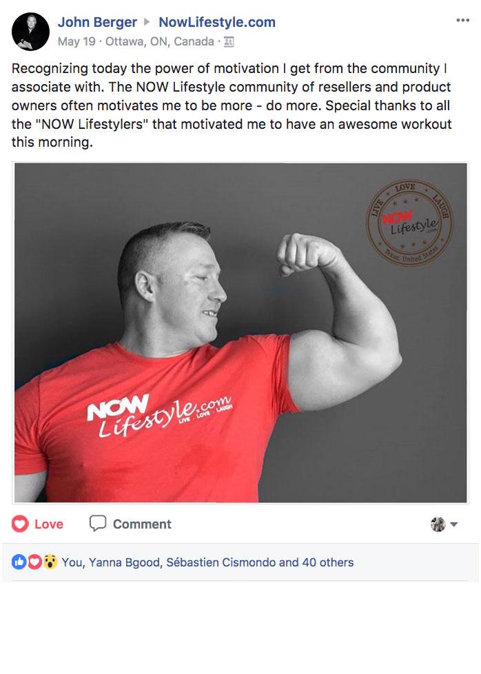 John Berger Facebook Post